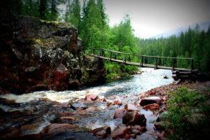 Trolska fiskevatten i Dalarna