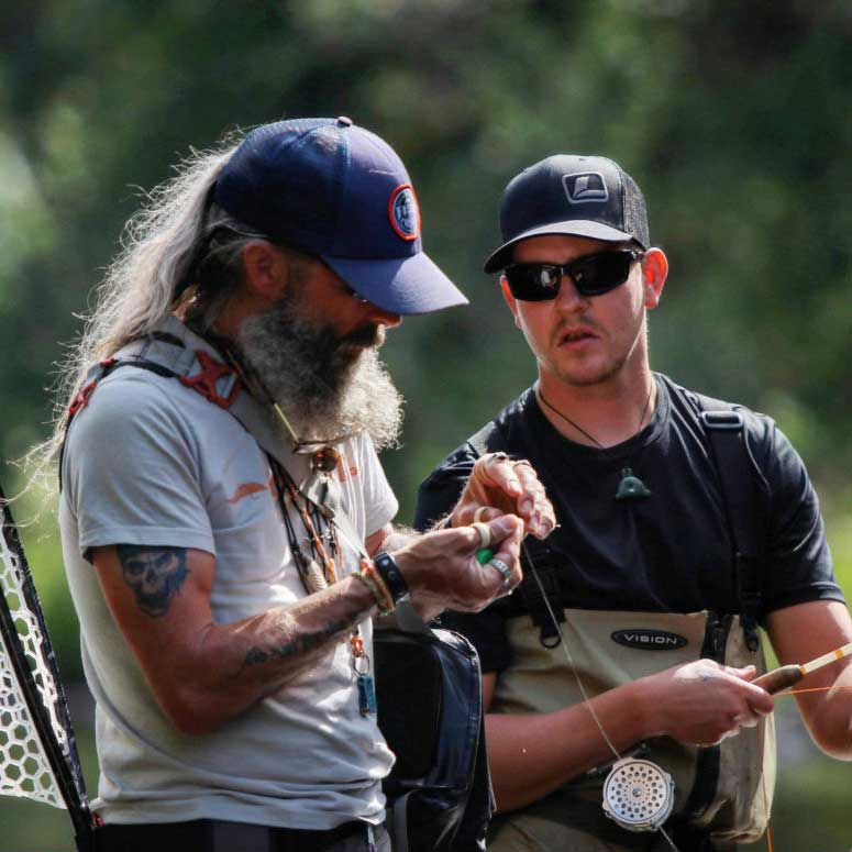 Flugfiskekurs med guide